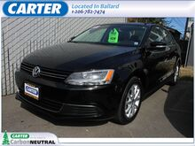 2013 Volkswagen Jetta SE w/Convenience/Sunroof Seattle WA