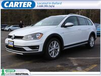 Volkswagen ALLTRACK SE - DRIVER ASSIST PACKAGE 2017