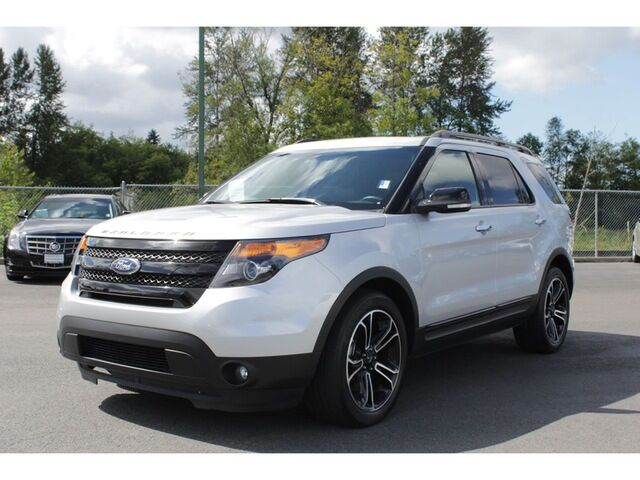 2014 ford explorer sport 4wd everett wa 16738392. Cars Review. Best American Auto & Cars Review