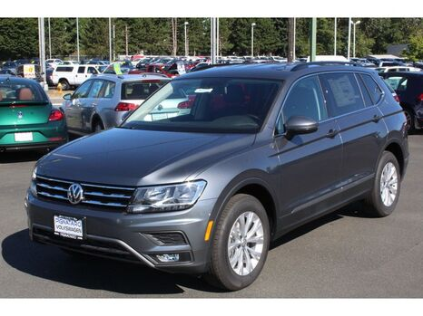 2018 Volkswagen Tiguan SE 4MOTION Everett WA