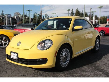 2013 Volkswagen Beetle 2.5L PZEV Everett WA