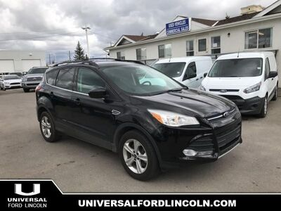 2013 Ford Escape SE 4WD w/SYNC MyFord Touch Bluetooth, 1.6L EcoBoost, Navigation, Power Liftgate! Calgary AB