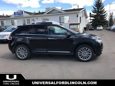 2013 Lincoln MKX Base  - Leather Seats -  Cooled Seats -  Bluetooth Calgary AB