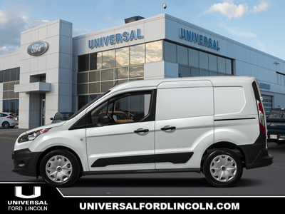 2017 Ford Transit Connect XL  - Rear Barn Doors Calgary AB