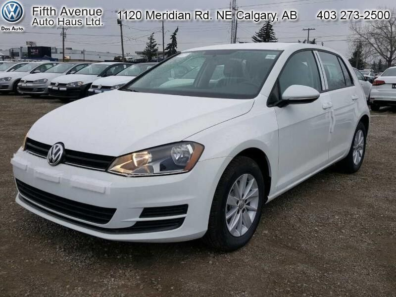 2017 Volkswagen Golf 1 8 Tsi Trendline Fifth Ave Vw