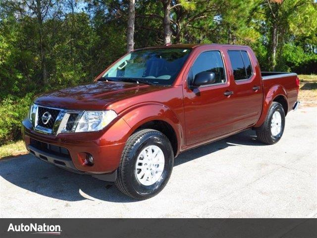 2017 nissan frontier sv v6 clearwater fl 16064447. Black Bedroom Furniture Sets. Home Design Ideas