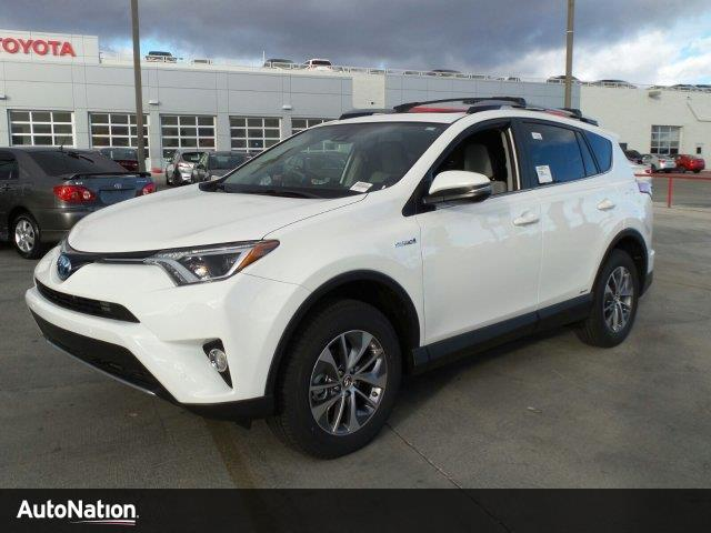 2017 toyota rav4 hybrid xle las vegas nv 16416899. Black Bedroom Furniture Sets. Home Design Ideas
