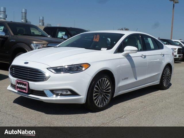 2017 ford fusion hybrid titanium valencia ca 13839867. Black Bedroom Furniture Sets. Home Design Ideas