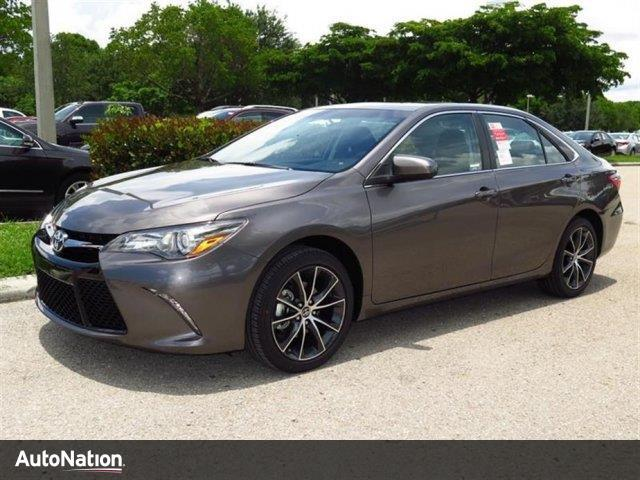 2017 toyota camry xse fort myers fl 13926286. Black Bedroom Furniture Sets. Home Design Ideas