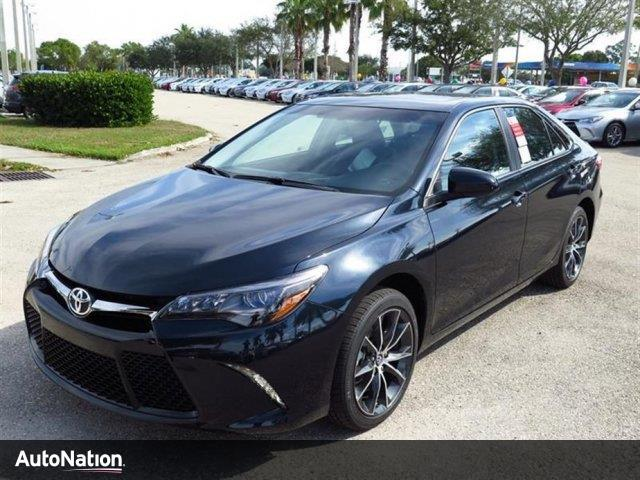 2017 toyota camry xse v6 fort myers fl 16849426. Black Bedroom Furniture Sets. Home Design Ideas
