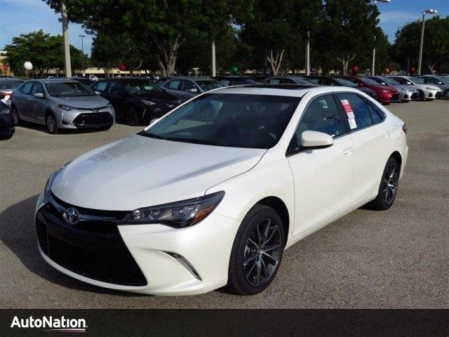 2017 toyota camry xse v6 fort myers fl 15637472. Black Bedroom Furniture Sets. Home Design Ideas