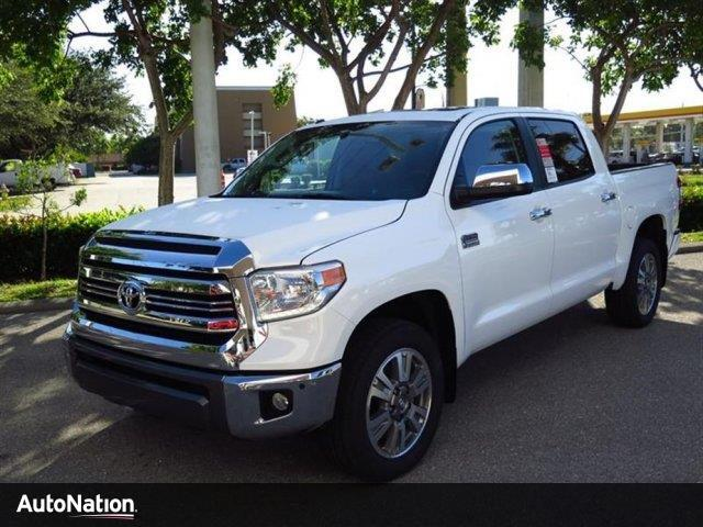 2017 Toyota Tundra 2wd 1794 Edition Fort Myers Fl 15531457