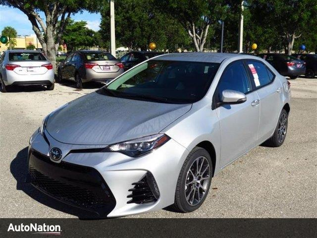 2017 toyota corolla se special edition fort myers fl 15301892. Black Bedroom Furniture Sets. Home Design Ideas