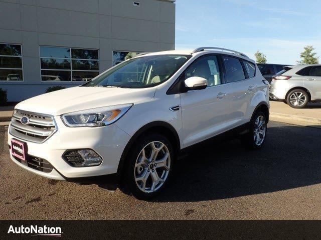 2017 ford escape titanium north canton oh 15095031. Cars Review. Best American Auto & Cars Review