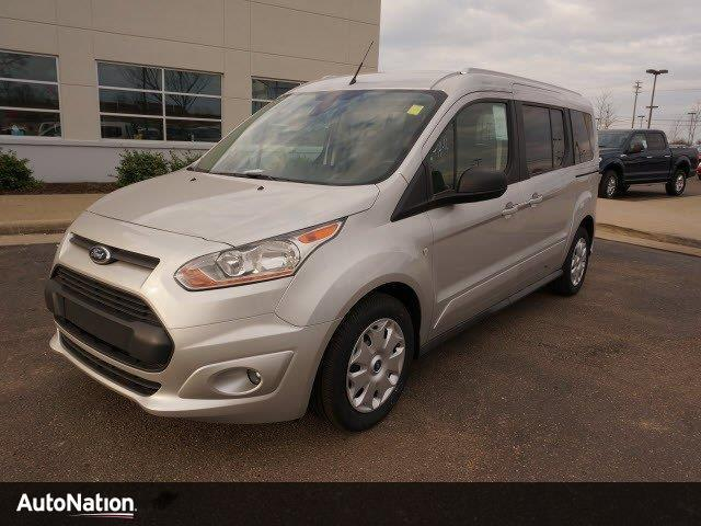 2016 ford transit connect wagon xlt north canton oh 12462706. Black Bedroom Furniture Sets. Home Design Ideas