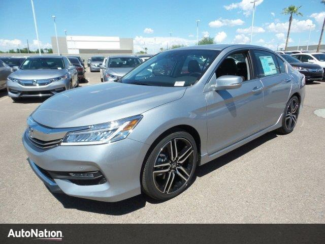 2017 Honda Accord Sedan Touring Chandler AZ 14897481