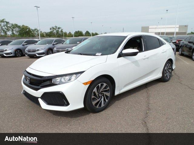 2017 honda civic hatchback lx chandler az 15604543