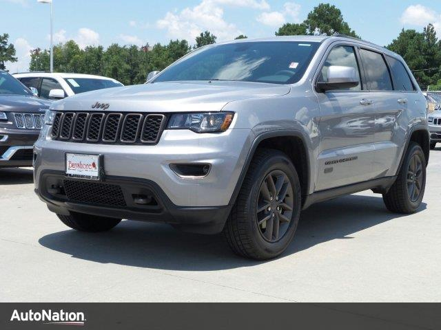 2016 jeep grand cherokee 75th anniversary spring tx 13952608. Black Bedroom Furniture Sets. Home Design Ideas