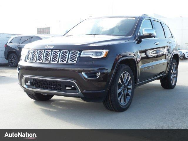 2017 jeep grand cherokee overland spring tx 14754961. Black Bedroom Furniture Sets. Home Design Ideas
