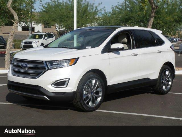 2017 ford edge titanium scottsdale az 15939547. Black Bedroom Furniture Sets. Home Design Ideas