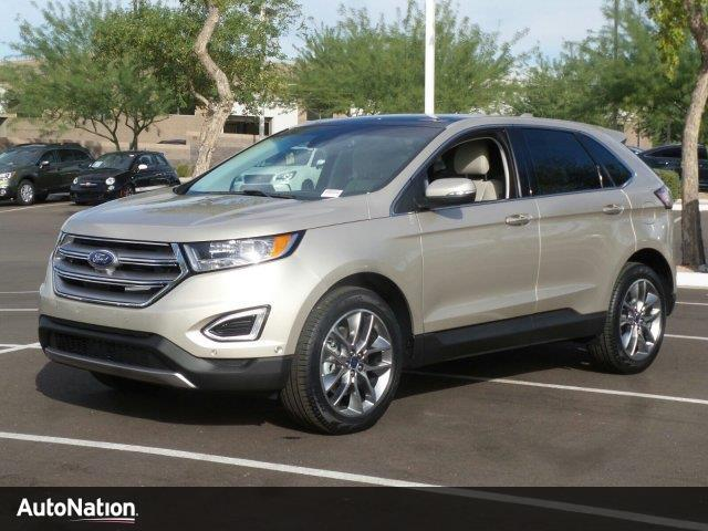 2017 ford edge titanium scottsdale az 15939256. Black Bedroom Furniture Sets. Home Design Ideas