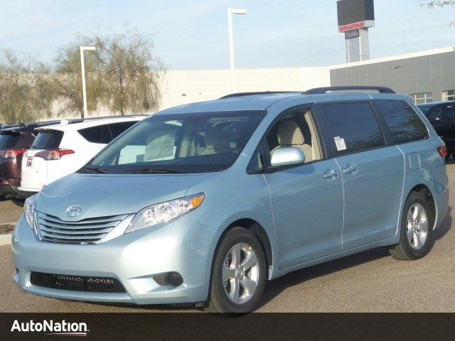 2017 toyota sienna le tempe az 16411324. Black Bedroom Furniture Sets. Home Design Ideas