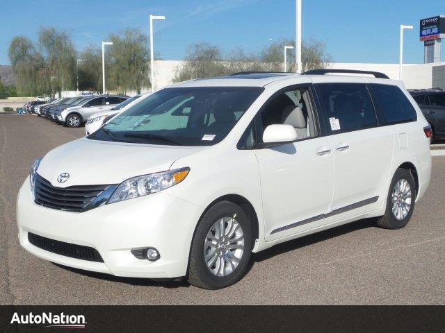 2017 toyota sienna xle tempe az 15389254. Black Bedroom Furniture Sets. Home Design Ideas