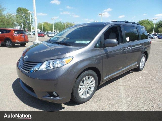 2017 toyota sienna xle tempe az 15050393. Black Bedroom Furniture Sets. Home Design Ideas