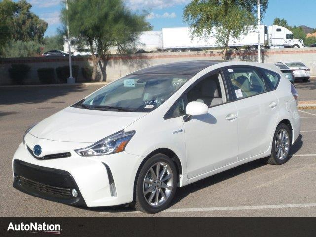2017 toyota prius v five tempe az 15074538. Black Bedroom Furniture Sets. Home Design Ideas