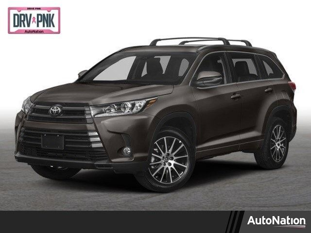 2017 toyota highlander se centennial co 16091151. Black Bedroom Furniture Sets. Home Design Ideas