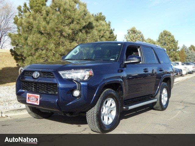 Toyota Certified Pre Owned Inventory Centennial Toyota