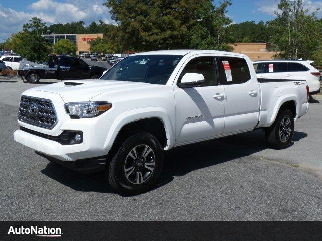 2017 toyota tacoma trd sport buford ga 15224146. Black Bedroom Furniture Sets. Home Design Ideas