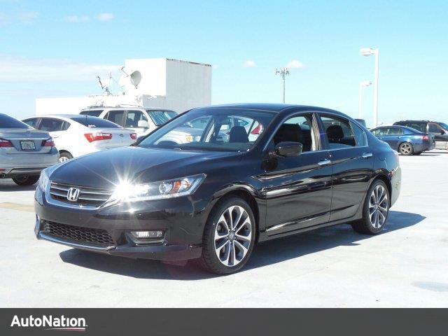2015 honda accord sedan sport miami fl 16448159. Black Bedroom Furniture Sets. Home Design Ideas