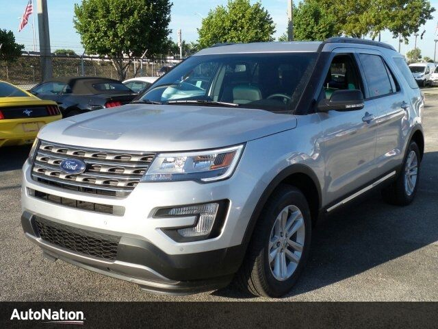 2017 ford explorer xlt miami fl 15290299. Cars Review. Best American Auto & Cars Review