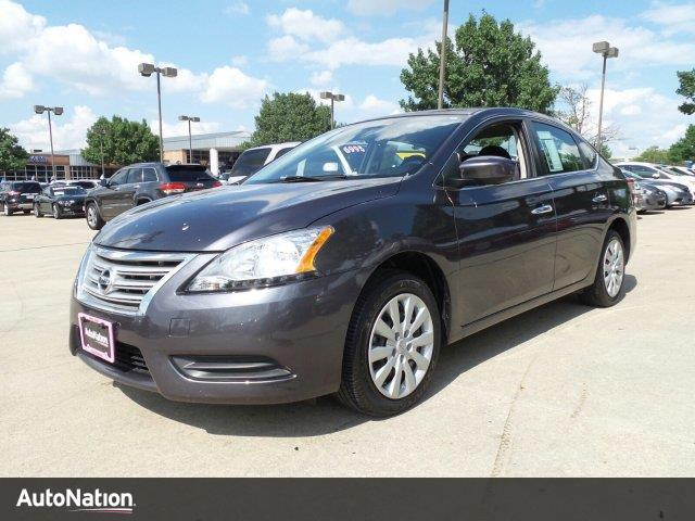 2015 nissan sentra fe s frisco tx 14507572. Cars Review. Best American Auto & Cars Review