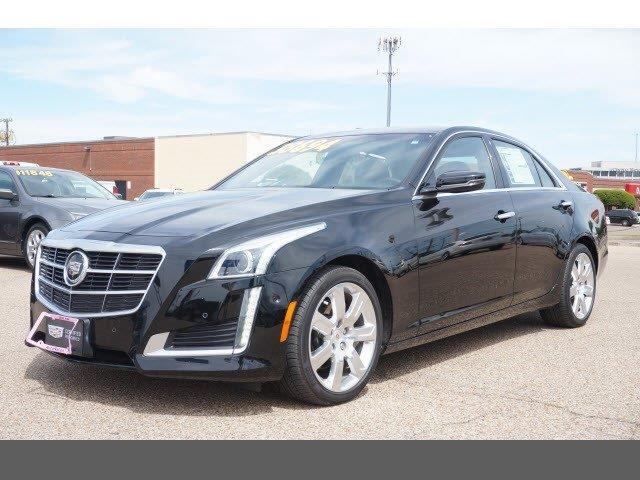 2014 Cadillac Cts Sedan Premium Awd Dallas Tx 14801792