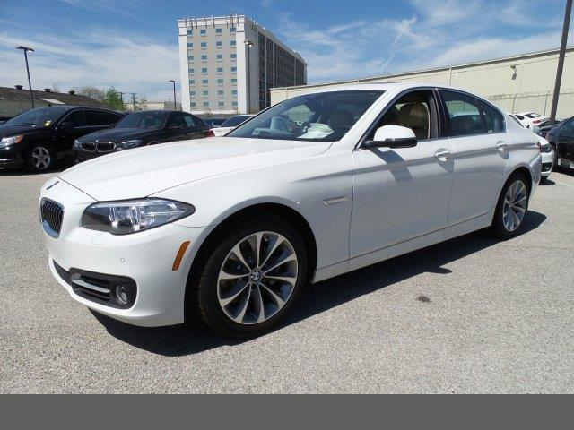 2016 Bmw 5 Series 528i Dallas Tx 10870459