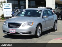 2012 Chrysler 200 Limited Roseville CA