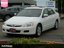 2007 Honda Accord Sedan EX-L Roseville CA
