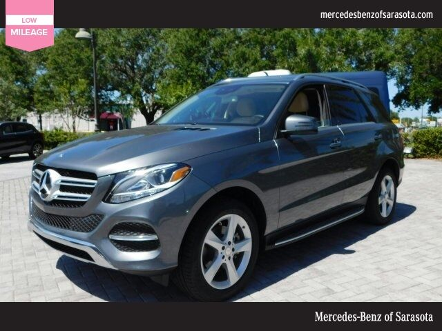 2017 mercedes benz gle gle350 sarasota fl 15556890 for Mercedes benz of sarasota clark road sarasota fl