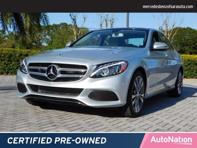 2017 mercedes benz c class c300 sarasota fl 15342702 for Mercedes benz of sarasota clark road sarasota fl