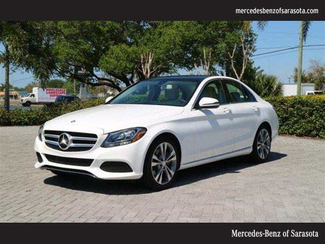 2017 mercedes benz c class c300 sarasota fl 15342778 for Mercedes benz of sarasota clark road sarasota fl