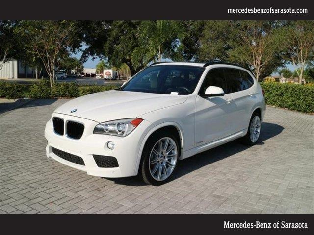 2014 bmw x1 xdrive35i sarasota fl 16413909 for Mercedes benz of sarasota clark road sarasota fl
