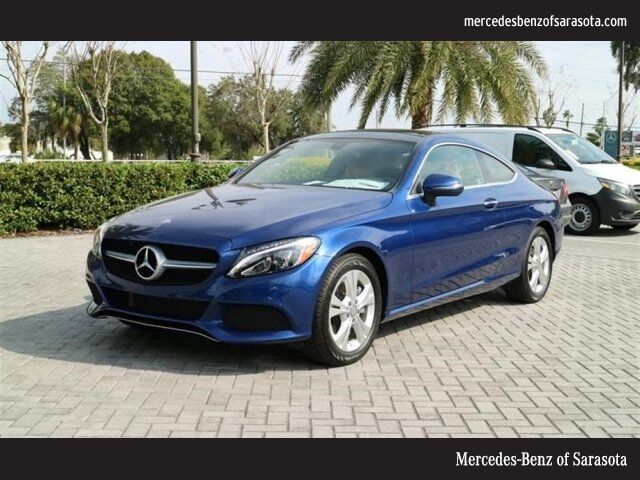 2017 mercedes benz c class c300 sarasota fl 13344636 for Mercedes benz of sarasota clark road sarasota fl