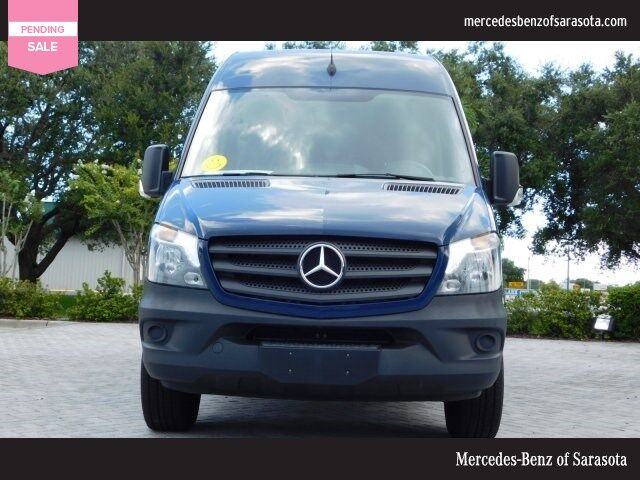 2016 mercedes benz sprinter passenger vans sarasota fl for Mercedes benz of sarasota clark road sarasota fl