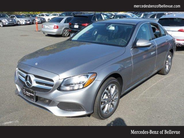 2015 mercedes benz c class c300 bellevue wa 10537564 for Bellevue mercedes benz
