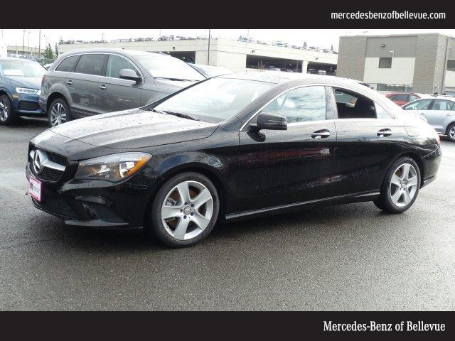2015 mercedes benz cla class cla250 bellevue wa 10938257 for Bellevue mercedes benz