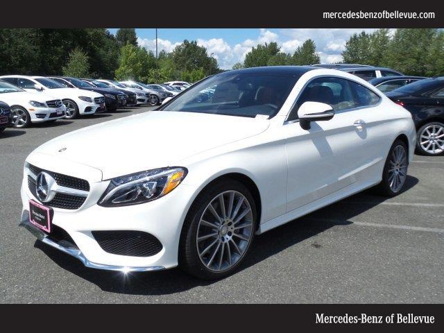 2017 mercedes benz c class c300 bellevue wa 13789645 for Bellevue mercedes benz