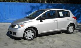 2007 NISSAN VERSA  Hot Springs AR