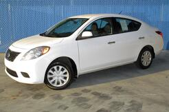 2012 NISSAN VERSA  Hot Springs AR